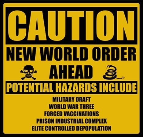 killing people goal world order
